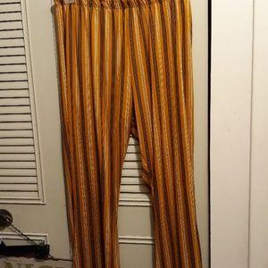 Pants - Mustard pants